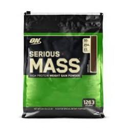 Serious mass 12lbs